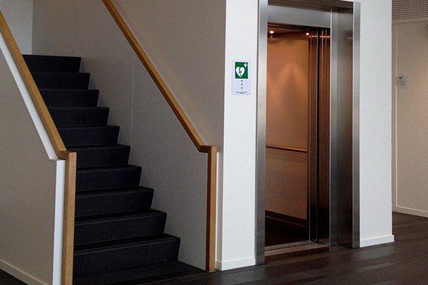 Cabinelift Souvereign Lift